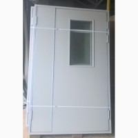 Строительные деревянные и входные металлические двери