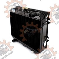 Радиатор Mitsubishi FD18 (9120201100)