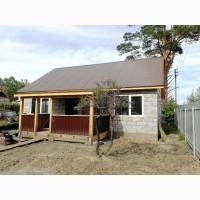 Продается дом 84 кв.м. в живописном месте, чистый воздух, рядом лес, река