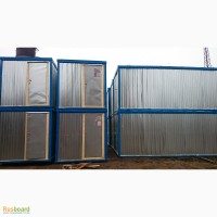 Блок-контейнер усиленный (металлическая бытовка)