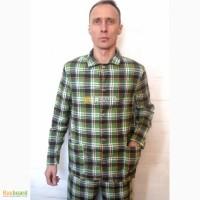 Пижамы мужские фланель оптом
