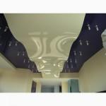 Парящие и 3 D потолки
