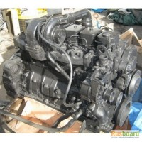 Двигатель для экскаватора Hyundai R320, R330, R300, R350 - Cummins 6C8, 3