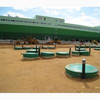 Биологические очистные сооружения