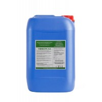 Универсал - Щелочное низкопенное моющее и обезжиривающее средство с активным хлором