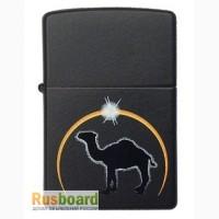 Зажигалка Zippo Camel CZ 215 Crescent Eclipse