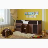 Детская кровать-чердак «Астра 5»