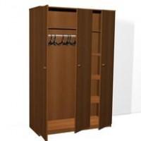 Шкаф двухъдверный дешево для общежитий и гостиницы оптом по 2450 руб