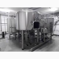 Пивоварня, варочный порядок 2000л