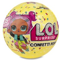 Кукла LOL surprise Confetti Pop (3 серия)