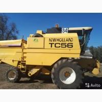 Продаю Зерноуборочный комбайн New Holland TC 56. В хорошем состоянии