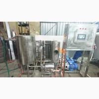 Высокотемпературный пастеризатор роторный пмр-0, 2