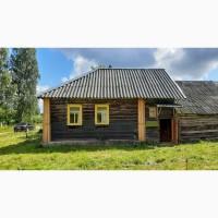 Крепкий чистый домик с баней и со всей мебелью в тихой уютной деревушке