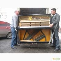 Квартирный переезд, грузчики, перевозка пианино