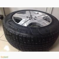 Зимние бронированные колёса Mercedes W221 guard