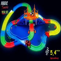 Гибкая чудо-трасса Track Car (mega set 360)
