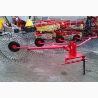 Грабли-ворошилки 4 и 5 колесные Agroturk
