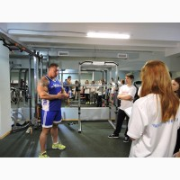 Курсы Фитнес Тренеров