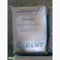 Цемент строительный ПЦ400 Д20
