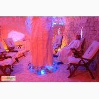 Строительство соляных комнат и соляных пещер в частных домах