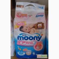 Японские подгузники оптом, подгузники оптом, Merries, Goon, Moony