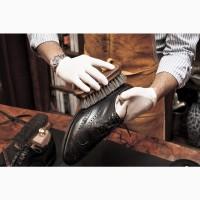 Химчистка кожаной обуви