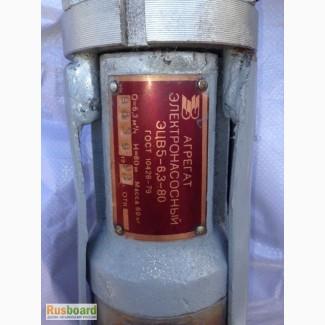Насос погружной дренажный ЭЦВ5-6, 3-80