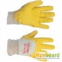 Перчатки МБСнитролайт (желтые)