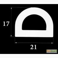 Промышленный уплотнитель профиль D 21х17
