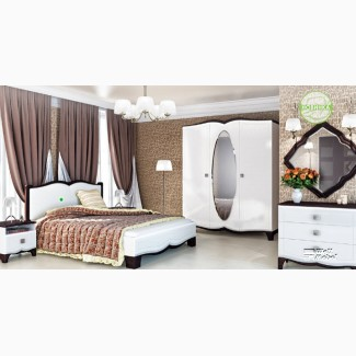 Спальня Тиффани Мебель-Неман