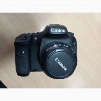 Фотоаппарат Canon EOS 7d (только тушка)
