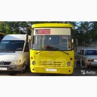 Городской автобус ЧАЗ А079