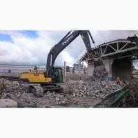 Демонтаж зданий - смета за 24 часа