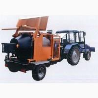 Рециклер асфальтобетона ЕМ-6100 (продажа)