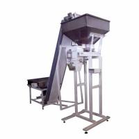 Дозатор Д-03 с пневматическим зажимом мешка для фасовки до 50 кг