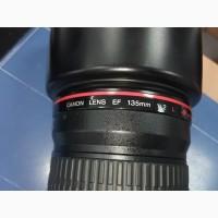 Объектив Canon EF 135mm f/2.0L USM (новый)