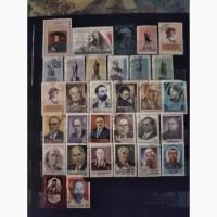 Продам марки СССР, стран соцблока с 60-х до 80-х г.г