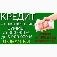 Частное и банковское кредитование, прозрачные условия, никакого риска, никаких предоплат