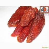 Икра красная вяленая, русский деликатес