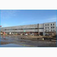 Продается производственно-складской комплекс, 34000м2. на ЗУ 14 Га
