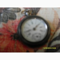 Продам карманные дамские серебрянные часы