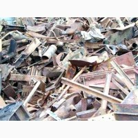 Покупка и переработка цветного и черного металлолома
