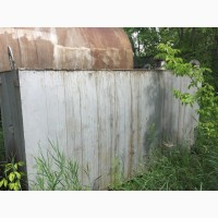 Емкость, бочка под канализацию 7 м3 толстенная