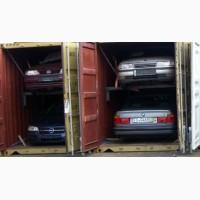 Контейнерная доставка автомобилей из Европы на Кавказ и Центральную Азию