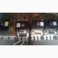 Ваккумные выключатели, микропроцессорные блоки, автоматические выключатели