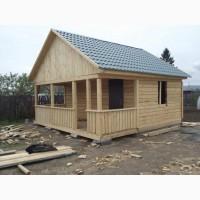 Строительство домов, бань, гаражей, беседок