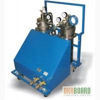 Фильтрация индустриального масла БФН-2000