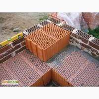 Керамические поризованные блоки BRAER (380x250x219)
