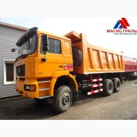 SHACMAN 6x6 SX3256DR385