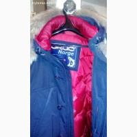 Продам Норвежскую мужскую зимнюю куртку. Бренд Fergo Norge. М/О г. Кубинка